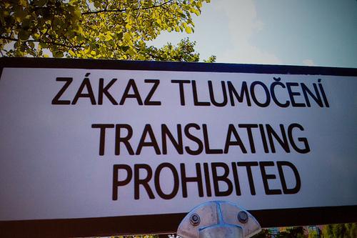 Vertaalfouten